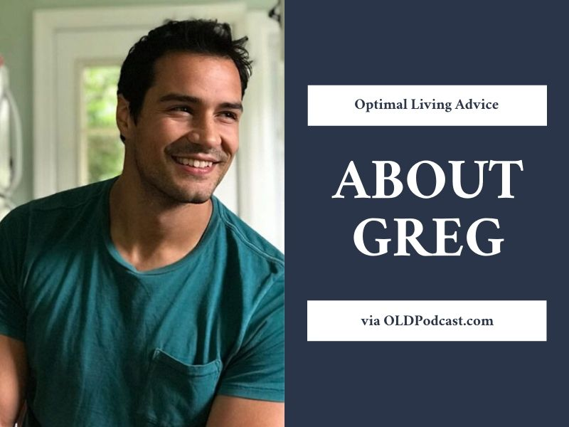 About Your Host, Greg Audino