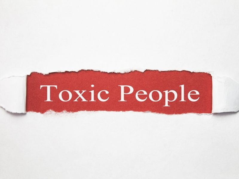 The Real Problem With Toxic People