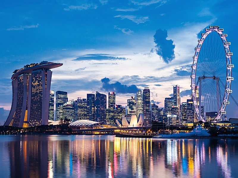 singapore retirement