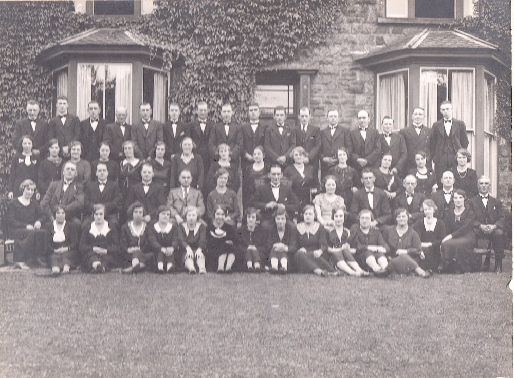 Pontypool choirs in the 1930s (1/2)