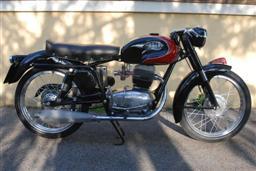 GILERA 125 SUPER SPORT 1957