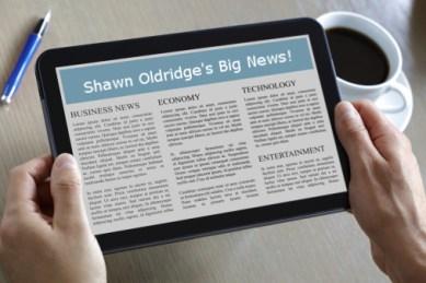 newspaper-on-tablet