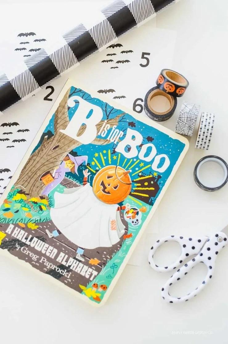 Halloween Book Countdown: Fun & Easy Halloween Tradition