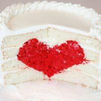Heart Cake | Valentine's Day Cake