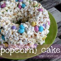 popcorn cake | oldsaltfarm.com
