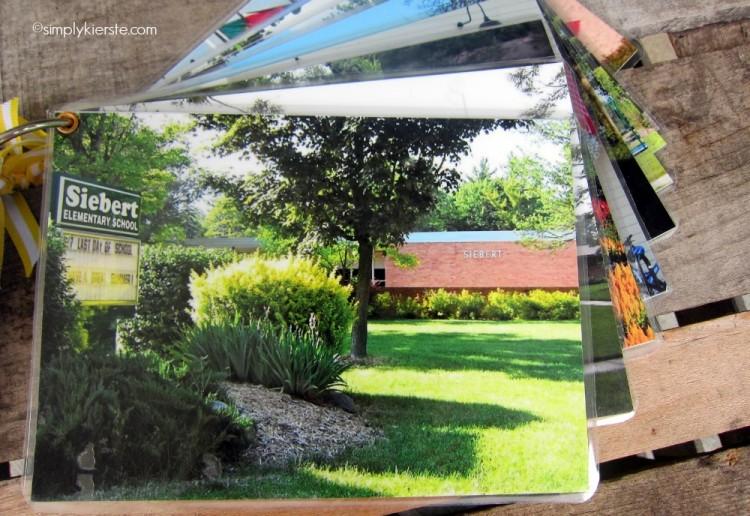 Our Town Memory Book | oldsaltfarm.com