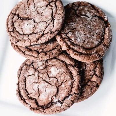 Quick & Easy Cake Mix Cookies