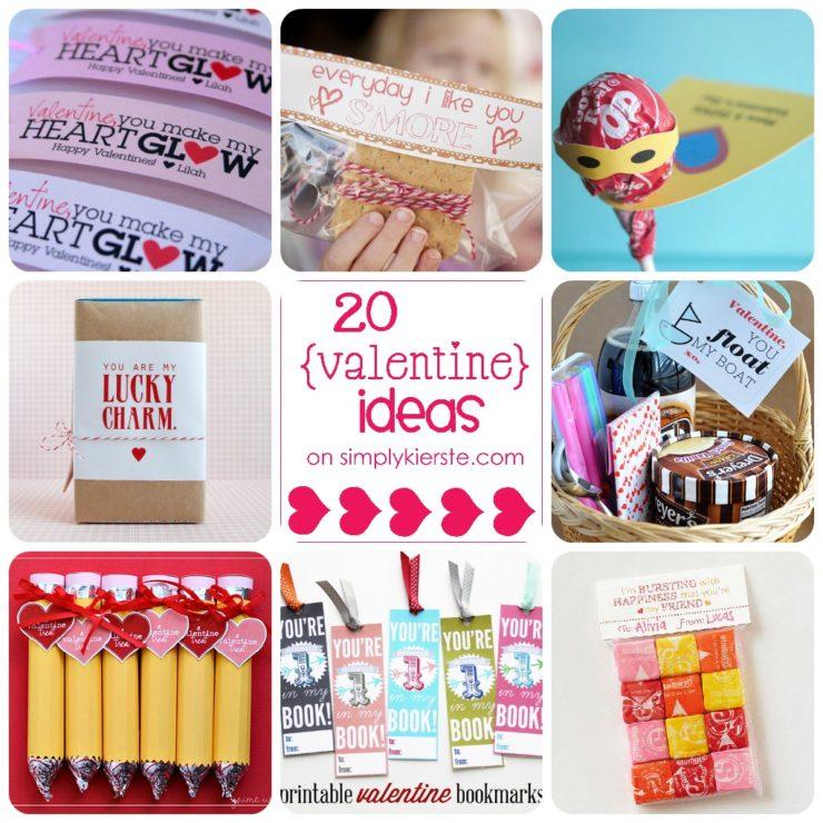 20 Simple Homemade Valentine Ideas