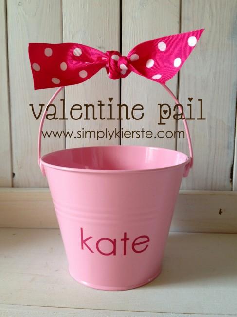 valentine pail title