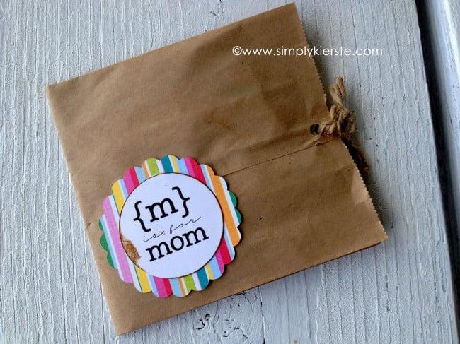 paper sack mother's day cards | oldsaltfarm.com