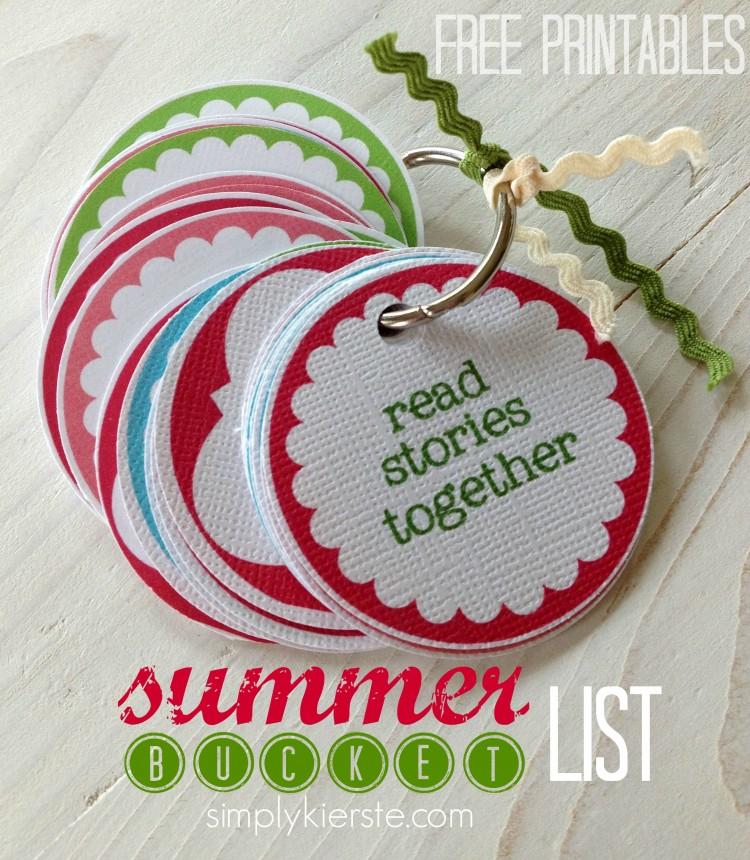 summer bucket list | oldsaltfarm.com