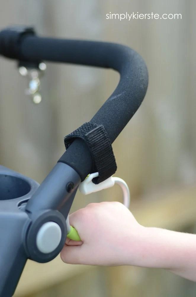 OXO tot handy stroller hook | oldsaltfarm.com