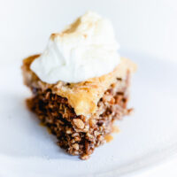 Easy Baklava Pie Recipe