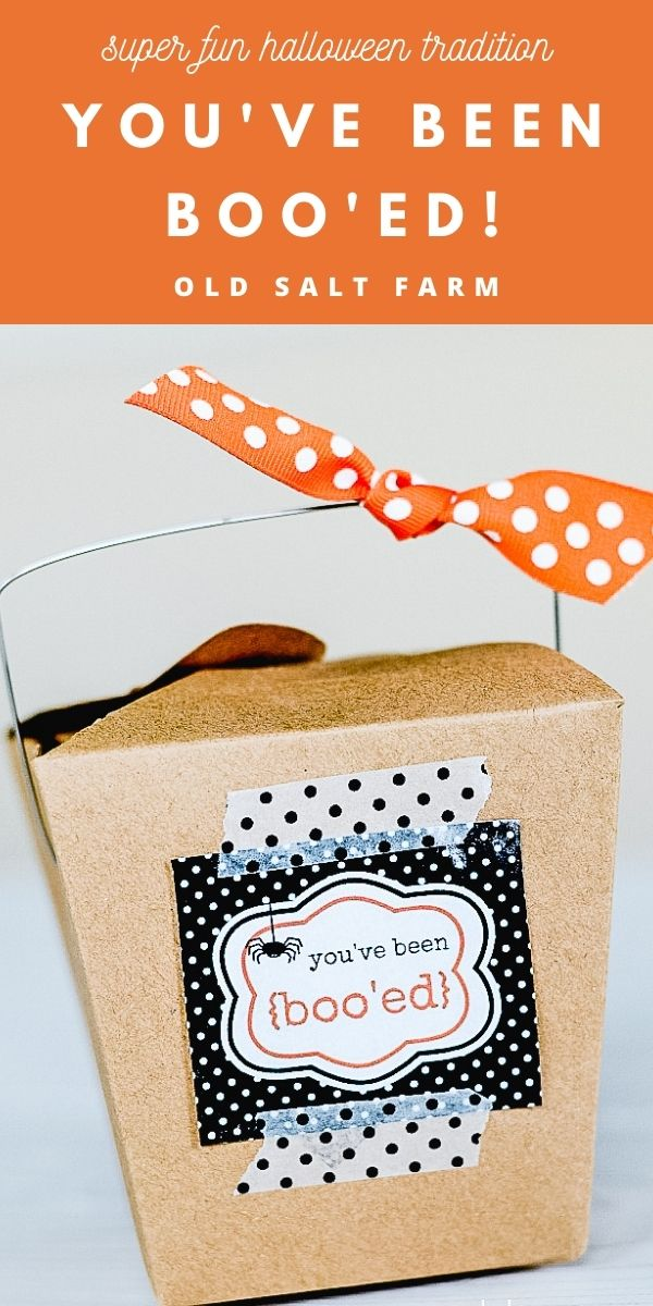 You've Been Boo'ed Printables
