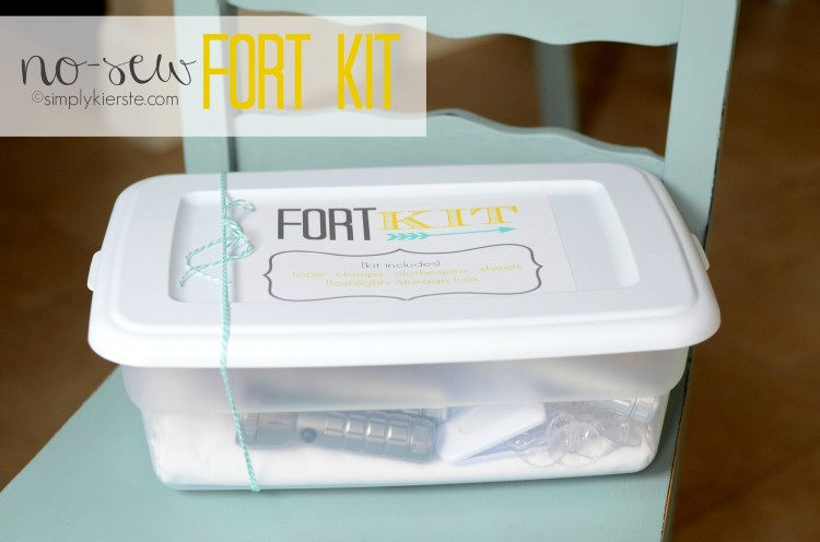 no-sew fort kit | oldsaltfarm.com