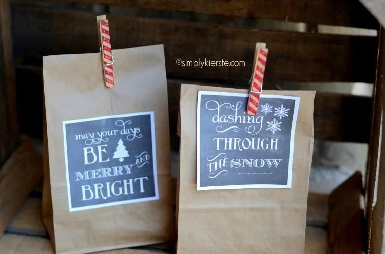 christmas chalkboard gift tags   oldsaltfarm.com
