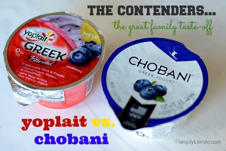 greek yogurt taste-off | oldsaltfarm.com