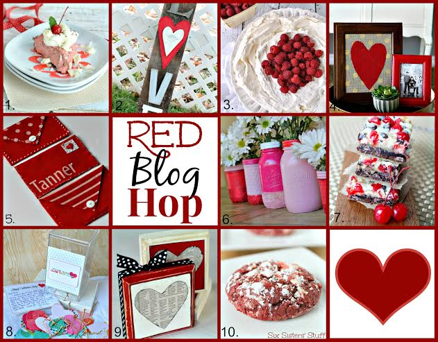10 bloggers RED projects | oldsaltfarm.com