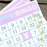 Bunny Bingo | Easter Activity