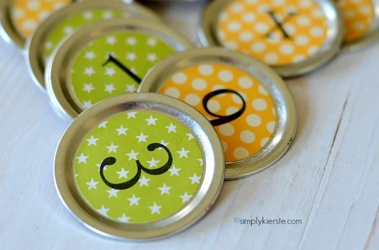 Canning Lid Flashcards | oldsaltfarm.com
