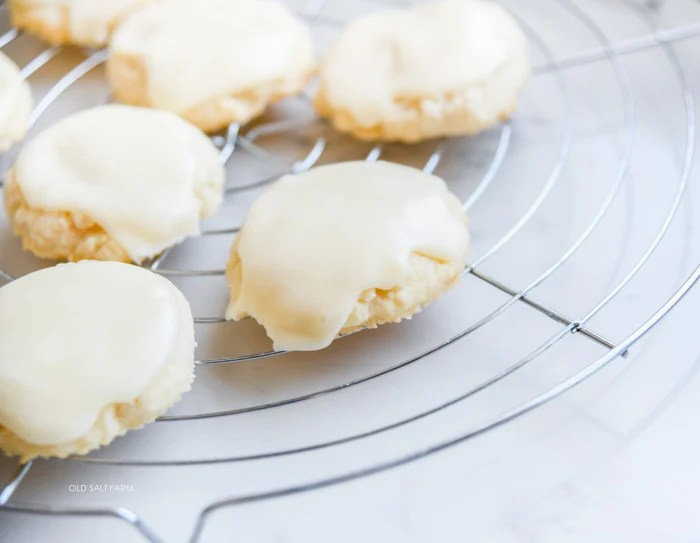 Lemon Meltaways Cookie Recipe