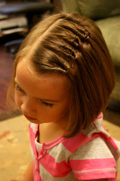 Summer Hairstyles for Little Girls | oldsaltfarm.com