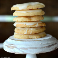 Lemon Meltaways Cookie Recipe