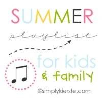 summer playlist for kids | oldsaltfarm.com