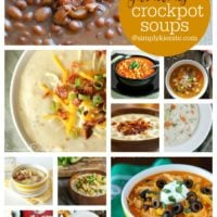 Crockpot Soup Recipes | oldsaltfarm.com