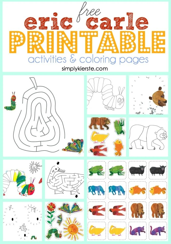 eric carpe free printable activities & coloring pages | oldsaltfarm.com
