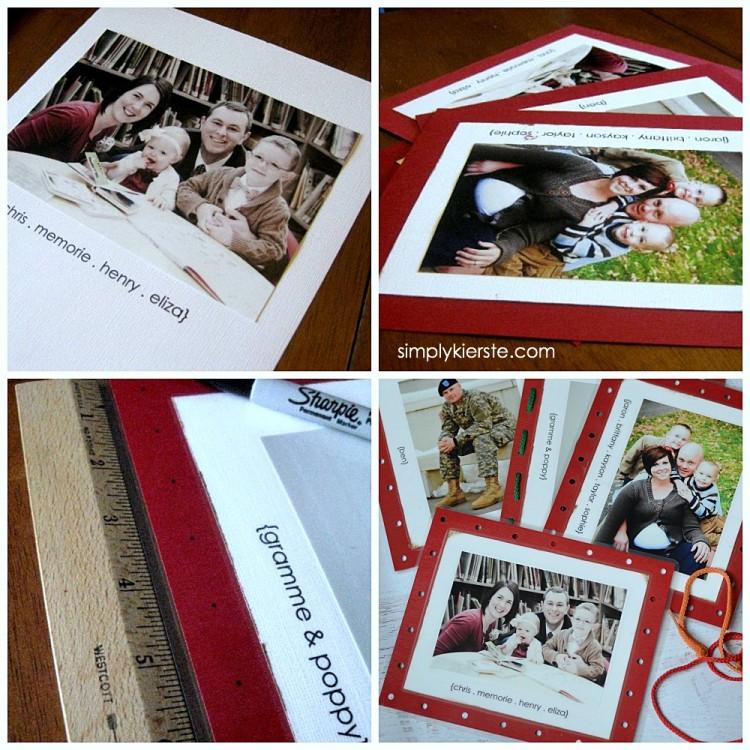 Family Lacing Cards | oldsaltfarm.com