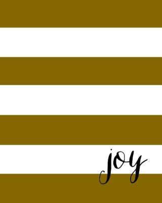 Gold Striped Gift Tags | Free Printables | oldsaltfarm.com