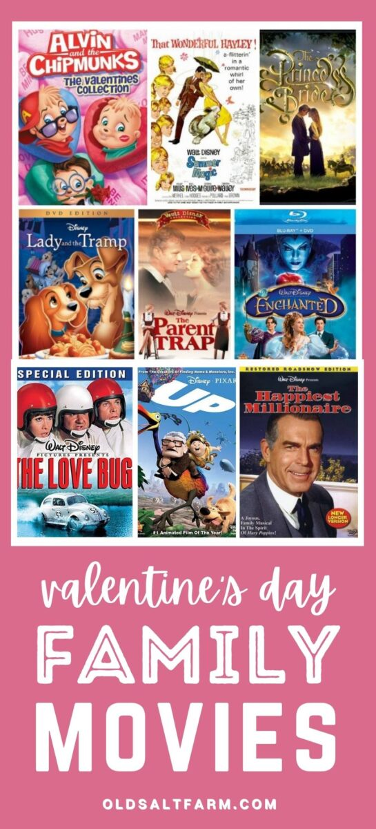 14 Valentine's Day Movies for Families