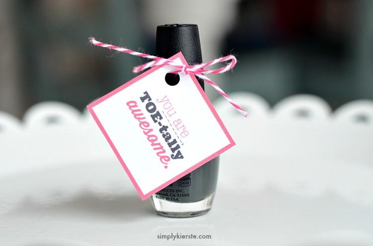 A toe-tally awesome valentine | oldsaltfarm.com
