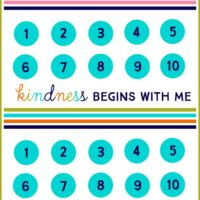 Are your kids arguing? Try Kindness Punch Cards! | oldsaltfarm.com