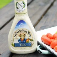 Dinner made easy with Newman's Own | oldsaltfarm.com