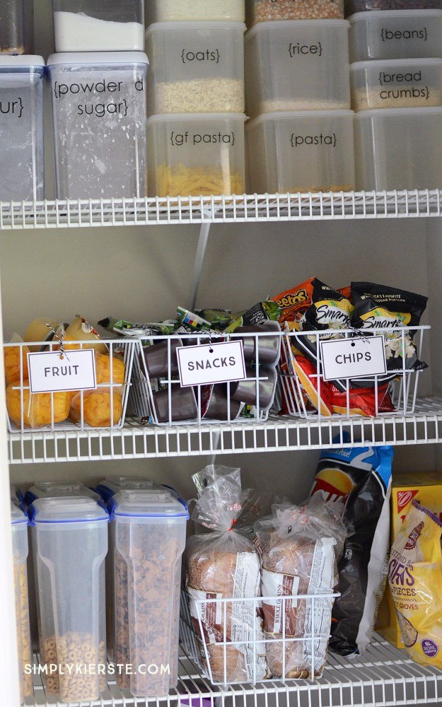School Lunch Station   Free Printables   oldsaltfarm.com