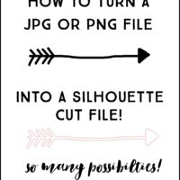 How to convert png and jpg files into Silhouette cut files | oldsaltfarm.com