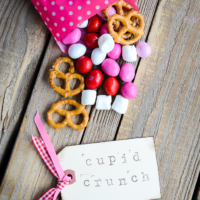 Cupid Crunch Valentine's Day Trail Mix