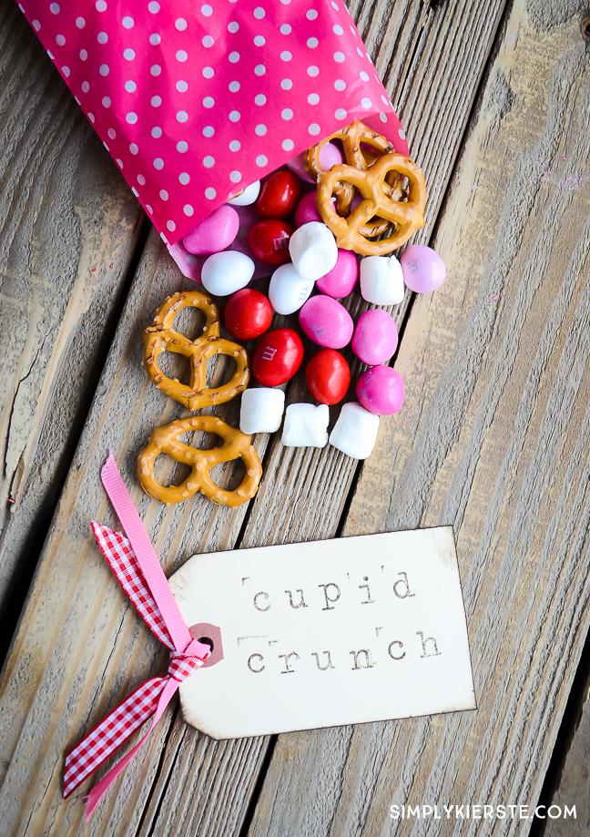 Cupid Crunch Trail Mix |Valentine's Day Snack| oldsaltfarm.com