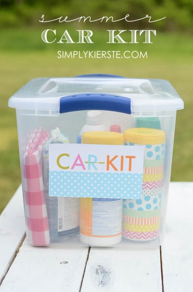 diy summer car kit | oldsaltfarm.com