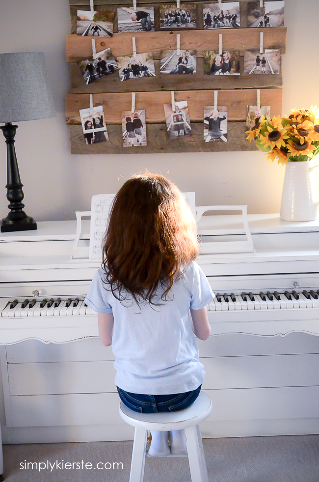 A guide on how you know if your child is ready for piano lessons | oldsaltfarm.com