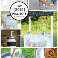 top 2015 projects | simply kierste