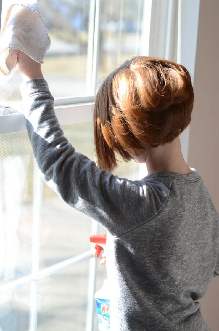 Why My Kids Have Chores | oldsaltfarm.com