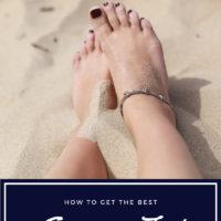 How to Get the Best Summer Feet | oldsaltfarm.com