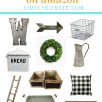 The Best Farmhouse Finds on Amazon | oldsaltfarm.com