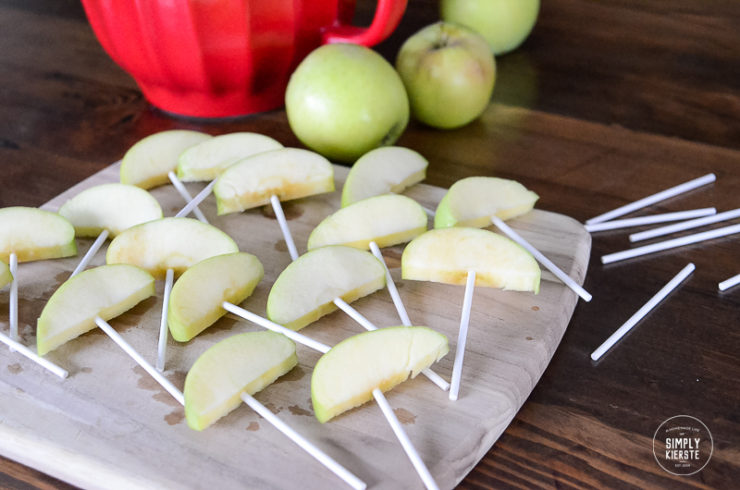 Caramel Apple Slices | simply kierste.com