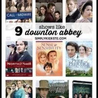 9 shows like Downton Abbey | simply kierste.com