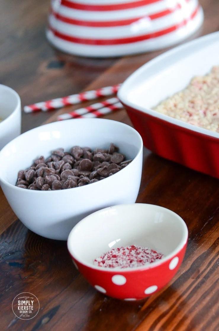 Chocolate Peppermint Rice Krispies Pops   oldsaltfarm.com