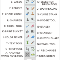 Adobe Photoshop Elements Cheat Sheet | simply kierste.com